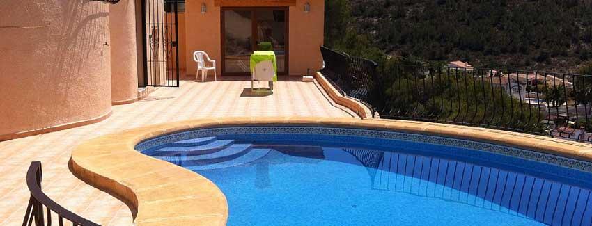 Louer une villa avec piscine