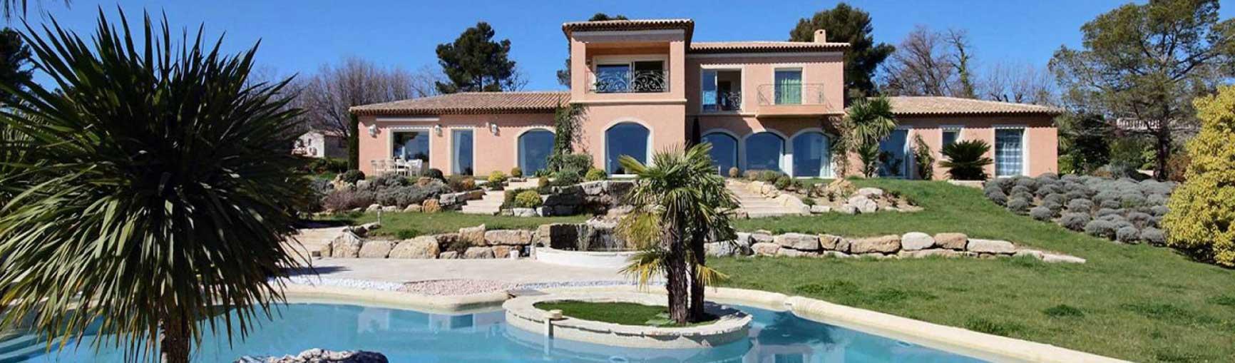 Location grande villa de luxe