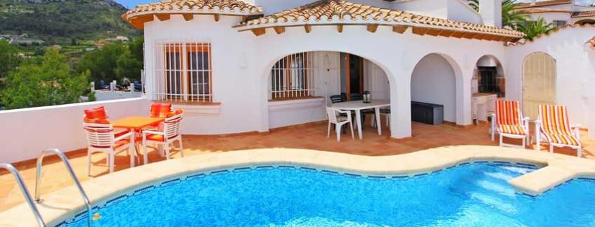 Top destinations pour louer une villa avec piscine