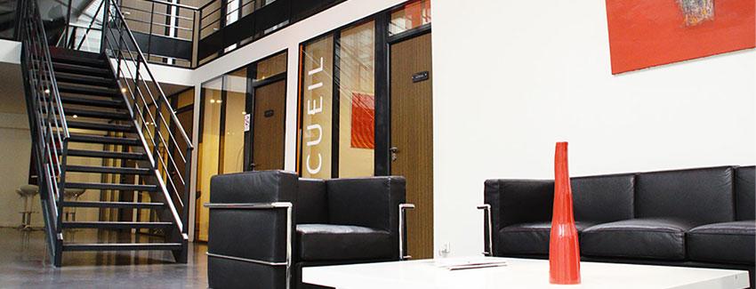 Louer dans un centre d'affaires