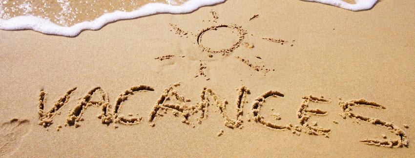 Idées de vacances